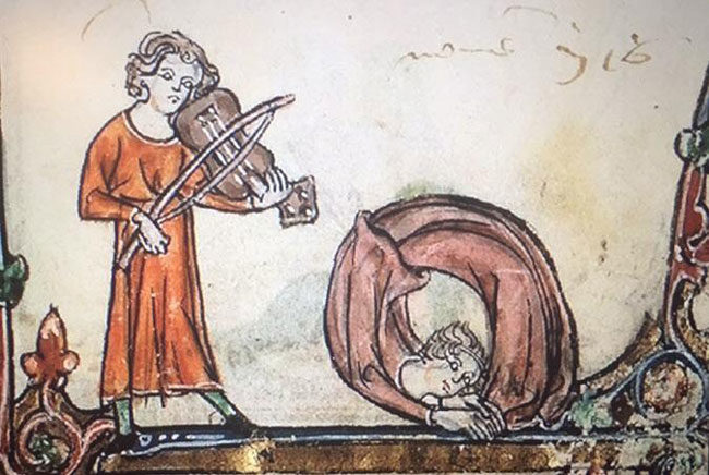 hip-hop-rap-histoire-moyenage Le Hip-Hop, une danse médiévale ? Des chercheurs situent les origines du Rap au Moyen Âge