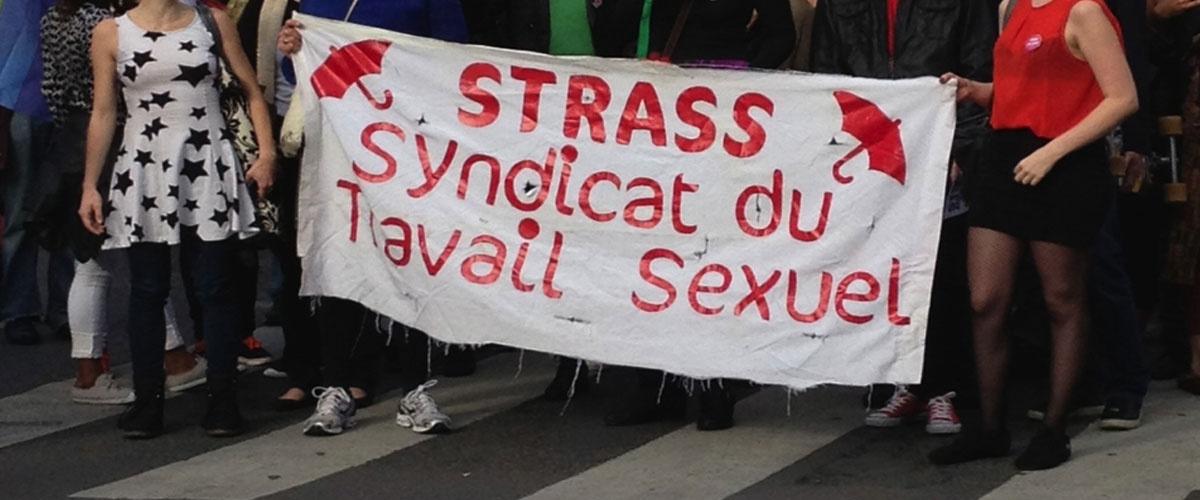 """""""Seules les putes devraient avoir le droit de faire les putes"""" - Le syndicat du travail du sexe dénonce l'ubërisation de la profession"""