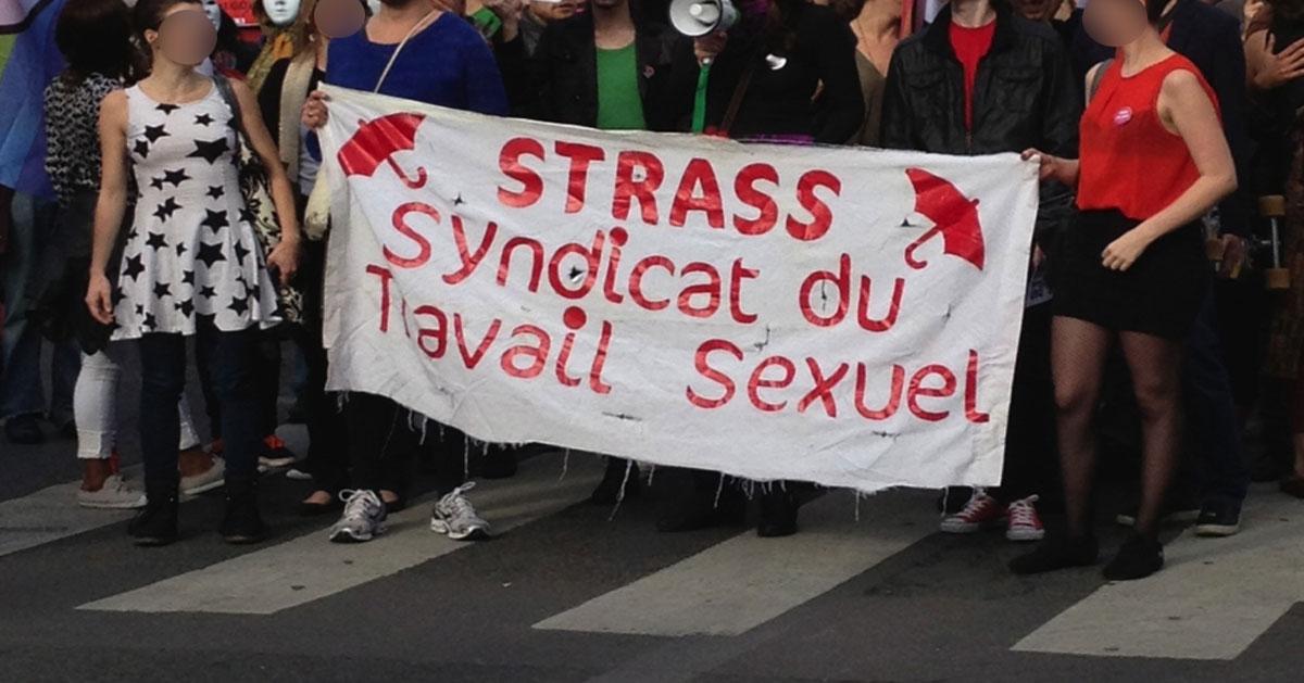 manifestation-prostituees-pute-1 Mennel, son passé de strip-teaseuse dans un bar à hôtesses refait surface