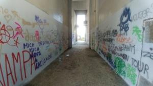 tag-vandalisme-tolbiac-300x169 Les magnifiques fresques révolutionnaires de Tolbiac seront exposées au Musée des Arts Urbains et du Street Art (PHOTOS)