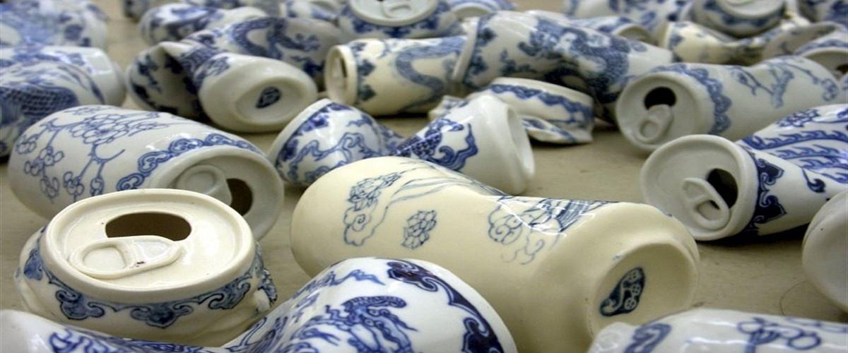 Chine : des canettes de bière en porcelaine datant de la période Ming découvertes par des archéologues