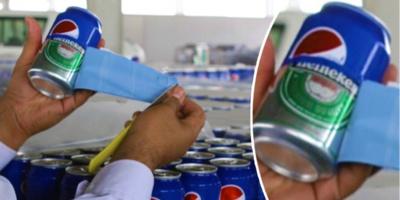 Perquisition chez Jean-Vincent Placé : saisie de milliers de canettes de bière dissimulées sous des étiquettes Pepsi