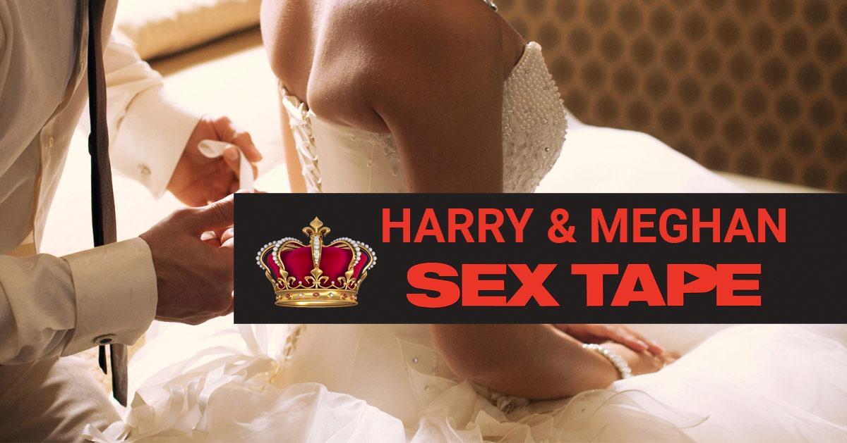 harry-meghan-sextape-porno-nuit-noces Mariage princier : l'argent des enchères de la jarretière servira à compenser le coût du  Brexit
