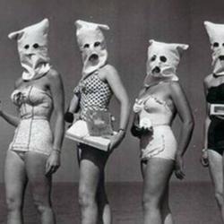 Miss France 1941 : on cachait les visages des candidates pour que les moches puissent avoir leur chance