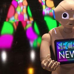 """Panique au salon Vivatech, un robot crie """"Allah Akbar"""" à cause d'un bug : 32 blessés suite à des bousculades"""
