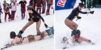 La luge BDSM fera son entrée aux jeux olympiques d'hiver de 2022