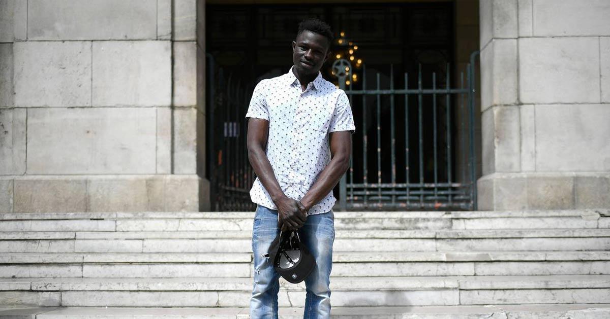 Approché par Macron, Mamoudou Gassama pourrait devenir le prochain ministre de l'intérieur