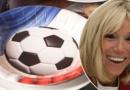 Brigitte Macron a commandé 1.000 assiettes «Champions du Monde» à 632 euros/pièce