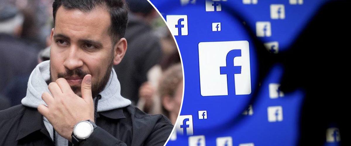 Alexandre Benalla nommé à la tête de l'équipe de modération pour Facebook France