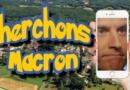 Avec l'application «Cherchons Macron», partez à la chasse au président façon Pokémon Go