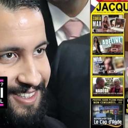 Alexandre Benalla reconnu par les internautes dans un film X sur Jacquie et Michel