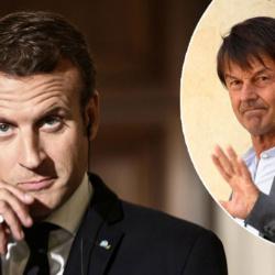 « On avait un ministère de la transition écologique ? » Macron réagit à la démission de Nicolas Hulot