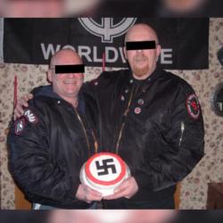 Allemagne : le premier mariage gay néo-nazi a été célébré à Chemnitz