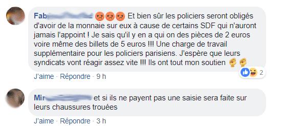 001 Les SDF parisiens devront bientôt s'acquitter d'une « contribution d'occupation du trottoir »