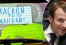 Les gilets jaunes, «ce sont des abrutis qui vont faire un bide» se moque Macron
