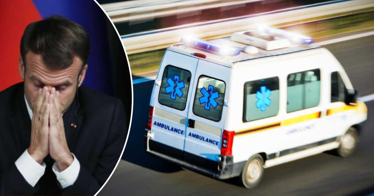 Fatigue ? Dépression ? Emmanuel Macron interné de force en psychiatrie à Honfleur