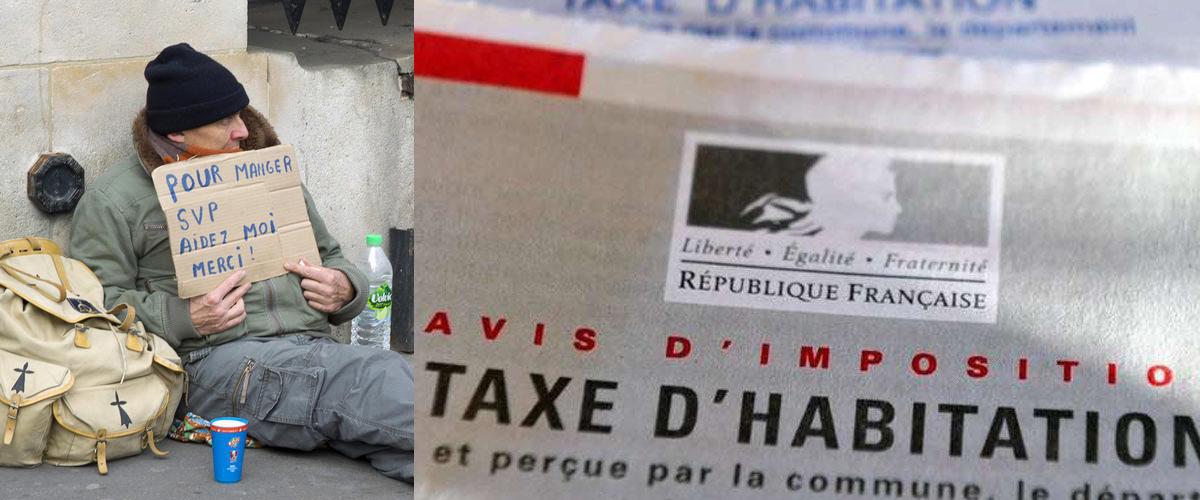 Le gouvernement fait un geste en supprimant la taxe d'habitation aux SDF avant l'hiver
