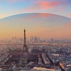 Plan Vigipirate : un dôme en plexiglas blindé recouvrira entièrement Paris ce weekend