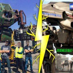 Gilets Jaunes : une guerre des robots se prépare à Paris