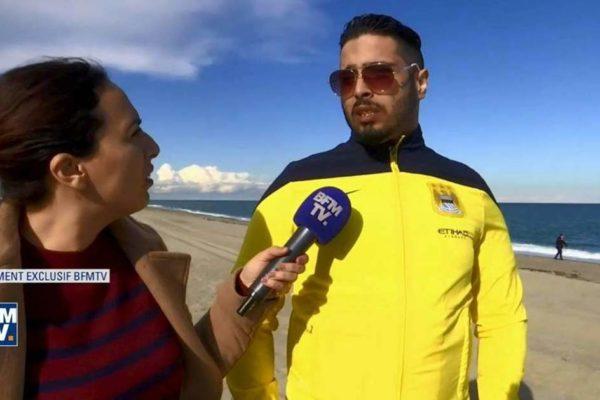 «C'est moi qui a lancé la mode du jaune » – Jawad revendique la paternité du mouvement Gilets Jaunes