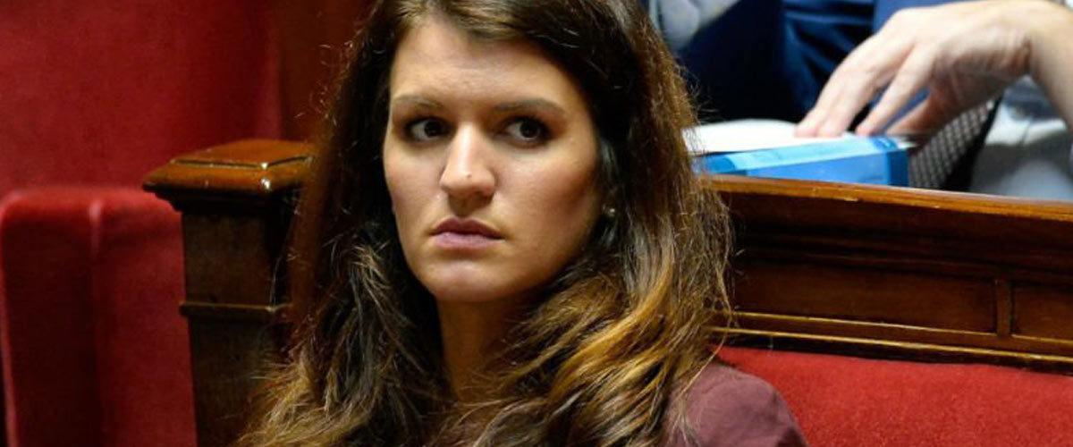 Marlène Schiappa exige que la police frappe autant d'hommes que de femmes