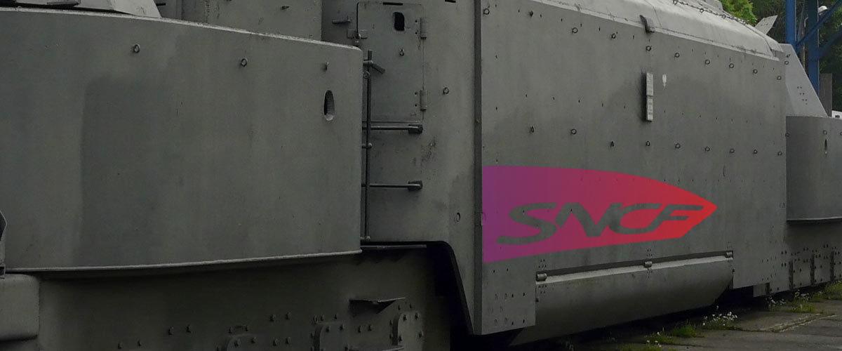 De nouveaux trains blindés équiperont la SNCF pour protéger les passagers des chasseurs