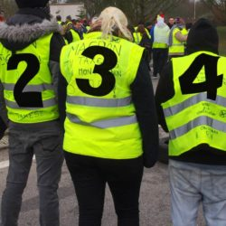 Comptage des Gilets Jaunes : les manifestants numérotés pour aider Castaner