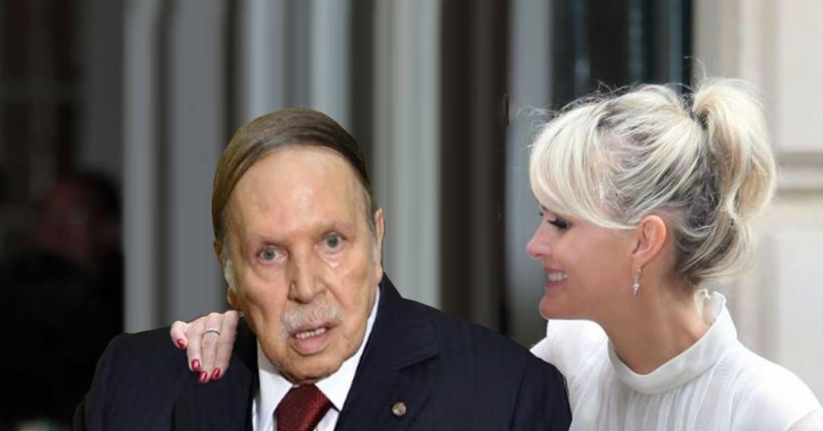Lætitia Hallyday va épouser Abdelaziz Bouteflika, «car on ne sait jamais !»