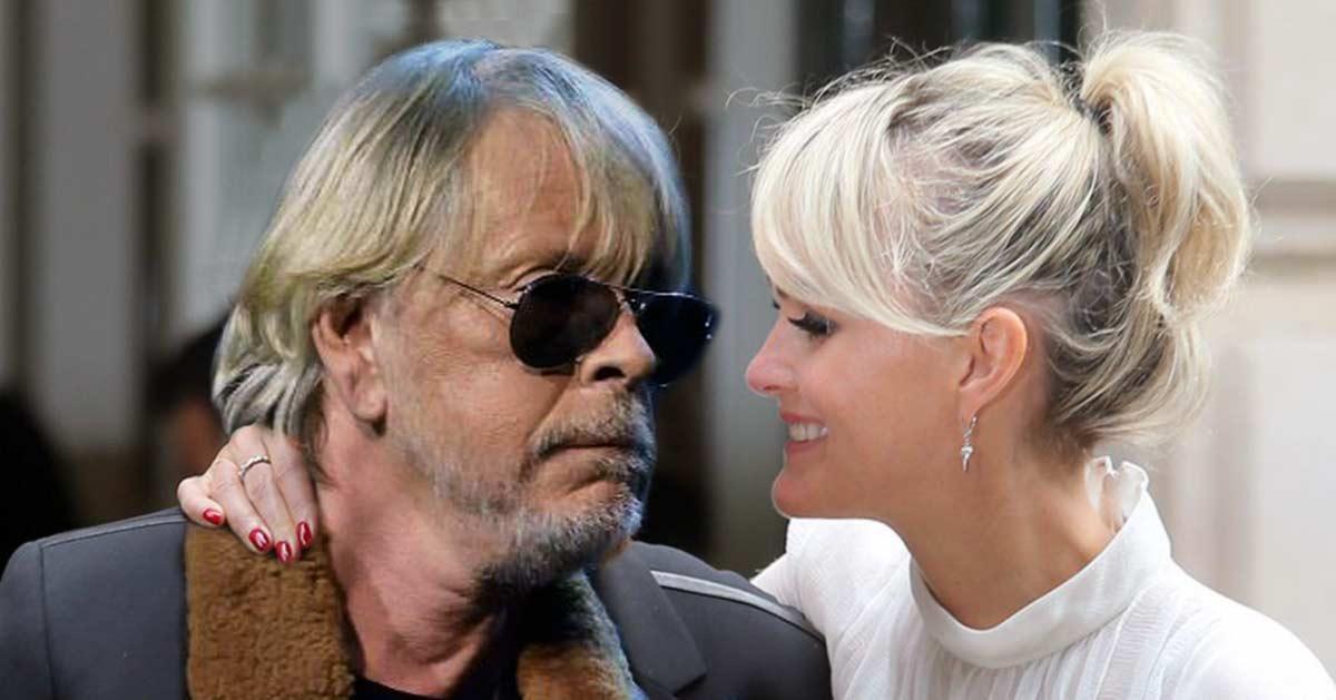 Lætitia Hallyday va épouser Renaud, «car on ne sait jamais !»