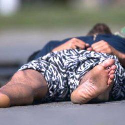 Bilan meurtrier : 125 SDF retrouvés morts de chaud cet hiver