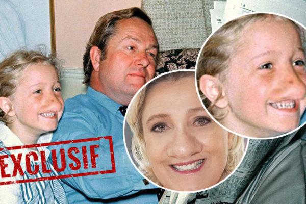 «On m'appelait Narine» : Marine Le Pen raconte sa vie avant son opération du nez !