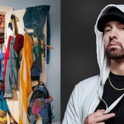 17 ans plus tard, le placard de Eminem n'est toujours pas nettoyé ...