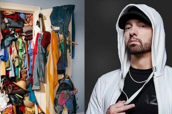 17 ans plus tard, le placard de Eminem n'est toujours pas nettoyé …