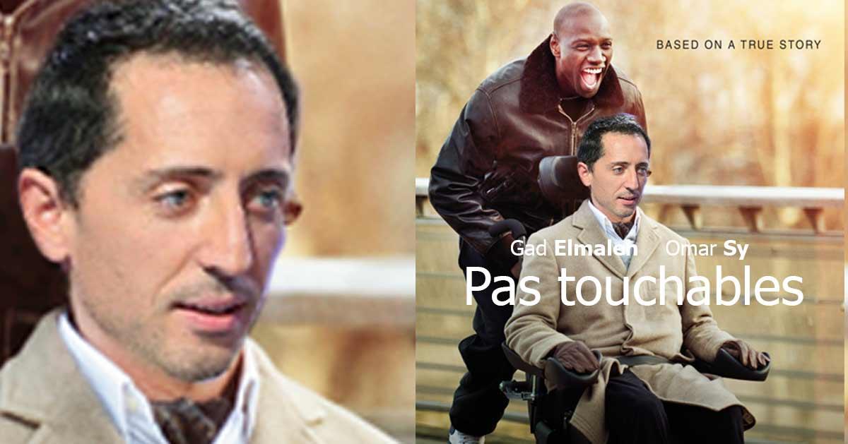 Festival de Cannes : Gad Elmaleh présente «Pas touchables», un regard neuf sur le handicap