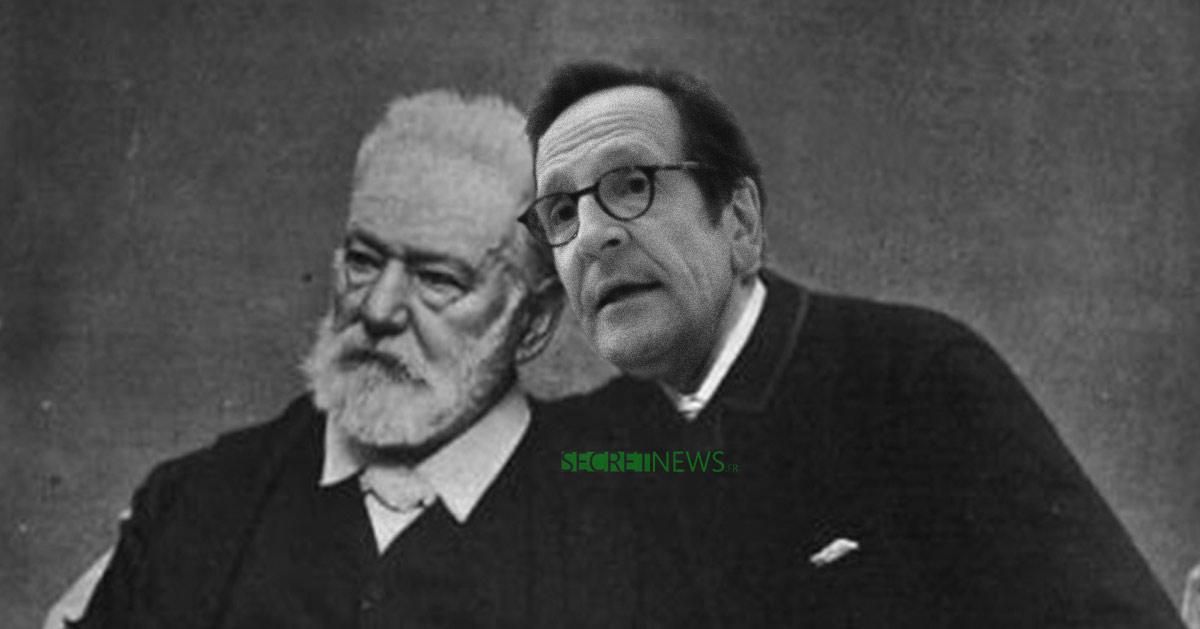 Gilles Le Gendre : «J'ai discuté de l'avenir de la France avec Victor Hugo»