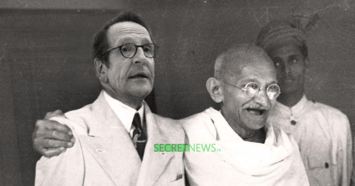 Gilles Le Gendre : «C'est mon ami Gandhi qui m'a lancé en politique»