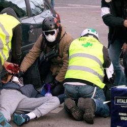 Gilets jaunes : ces «faux» street medics qui prélèvent des organes sur des manifestants