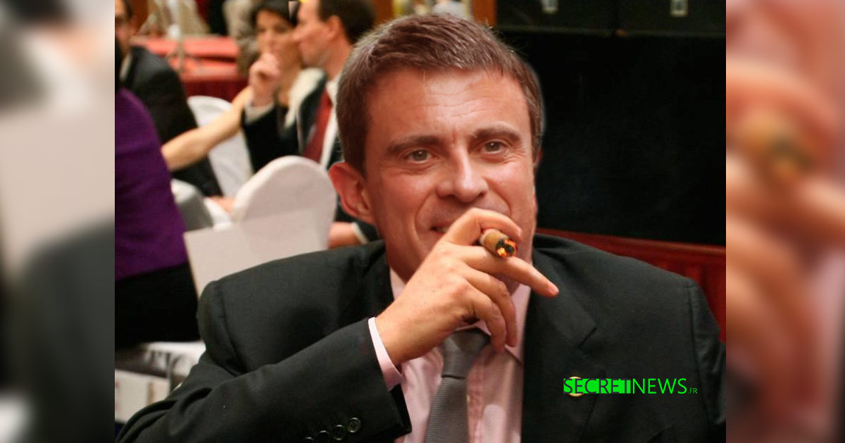 Manuel Valls Officiellement Candidat à Levallois-Perret