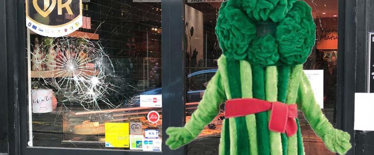 Les salsifistes : ces terroristes végans qui vandalisent des boucheries en Meurthe-et-Moselle
